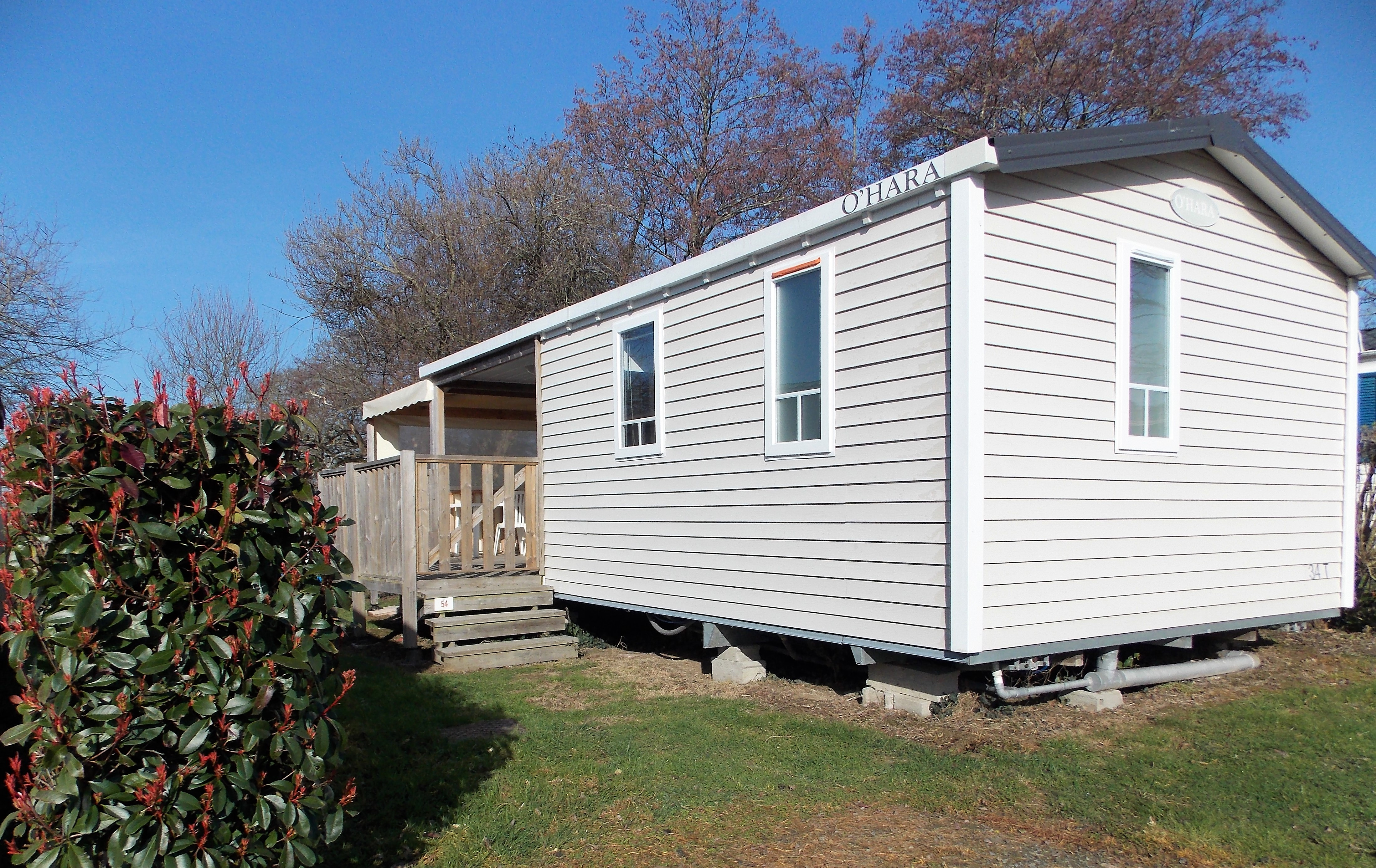 Mobil-Home 2 CH. 5 places